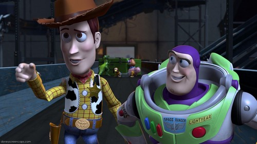 What is the tagline of Toy Story 2?