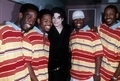 Who is this R&B vocal group with Michael Jackson