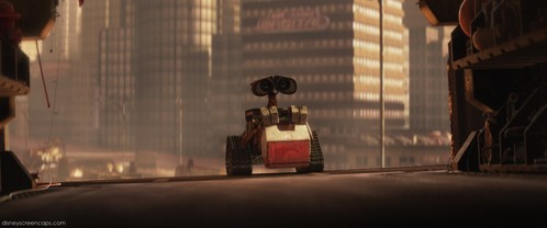 How much is Wall-E's box office?