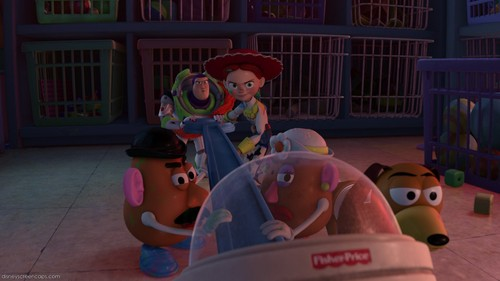How much is Toy Story 3's box office?