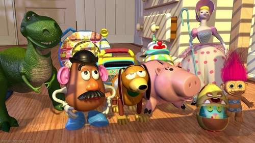 How much is Toy Story's box office?