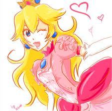 wht kingdom does princess peach own