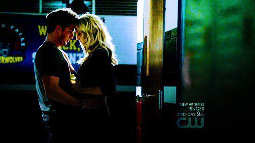 TYLER: I'm not biting Caroline!