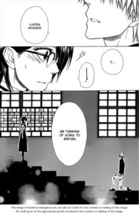 what chapter does usui tell misaki he is going to britan