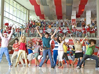 Which award did High School Musical 2 win in  Nickelodeon Australian Kids' Choice Awards 2007?