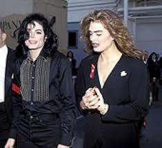 Brooke Shields turned down Michael's marriage proposal