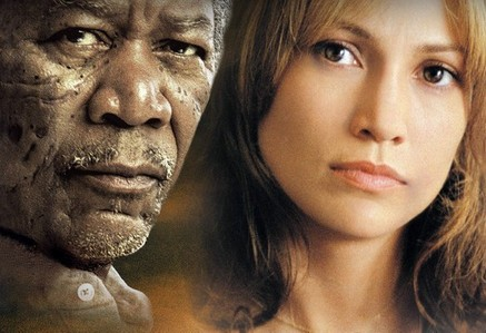She co-starred with Morgan Freeman in...