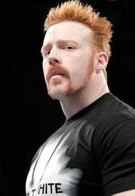 What color is Sheamus eyes?