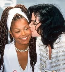 "Younger, sister, Janet, was Michael's duet partner on their 1995 hit song, ""Scream"""