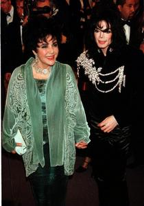 Michael and Dame Elizabeth Taylor had known each other since the early-'80's