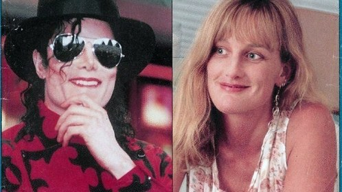 Michael and saat wife, Debbie Rowe, are the biological parents of Prince and Paris