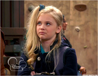 What was the name of Sierra's character in Jessie?