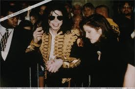 "As told to ""Ebony"" in a 1994 interview, Michael and first wife, Lisa Marie, kept their relationship a secret سے طرف کی way of traveling in separate cars"