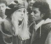 Karen Faye was Michael's longtime makeup artist