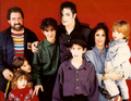 Who is this family with Michael