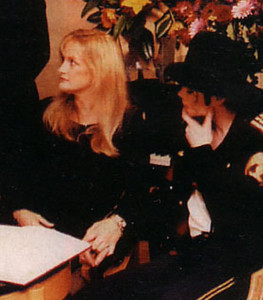 Debbie Rowe was 6 months pregnant with Prince when she married Michael back in 1996