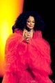 Diana Ross was a featured performer at Michael's memorial service in 2009
