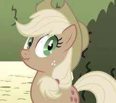 Did Applejack ever lie? (Not including the episode: ''Return of the Harmony'')