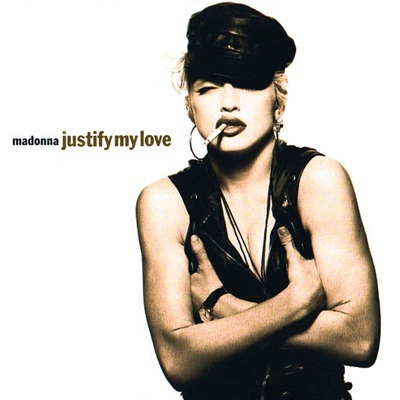 'Justify My Love' was released in...