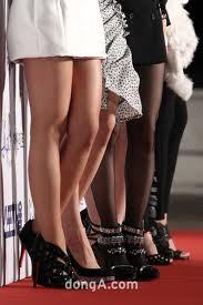 who&#39;s legs are these? (the first one)