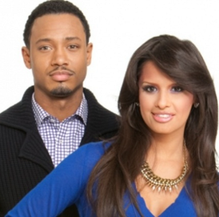 Who was grinding on Rocsi from 106 & park from MB ?