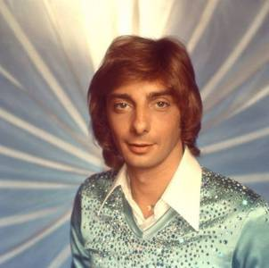 Michael's younger sister, Janet, once stated that she once had a huge crush on Barry Manilow in 2004 interview