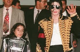 Who is this young boy with Michael Jackson