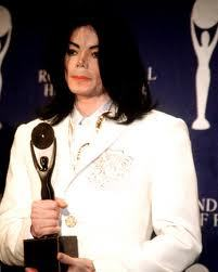 Michael was inducted into the Rock and Roll Hall of Fame as a solo back in 2001
