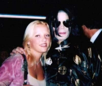 How old was Joanna Thommae when she first met Michael back in 1996