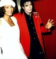 Michael and Whitney Houston were good Friends