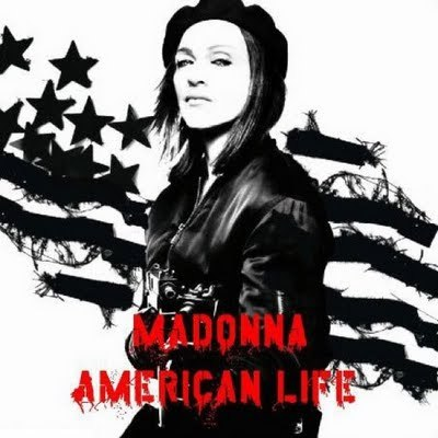 'American Life' was released in...