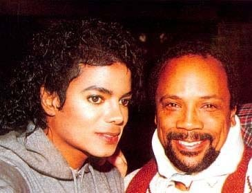 "Michael teamed up with Quincy Jones to work on his album, ""Off The Wall"", back in 1979"