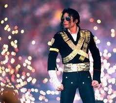 Veteran stage/screen/televison actor, James Earl Jones, introduced Michael as the nyota performer at the 1993 Superbowl