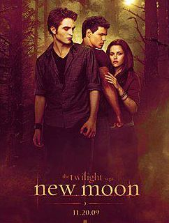 Did she appear in the movie New Moon?