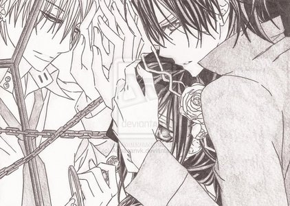 What was the 2nd episode of Vampire Knight called?