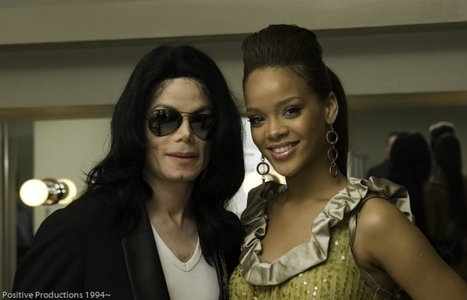 Who is this lady with Michael Jackson
