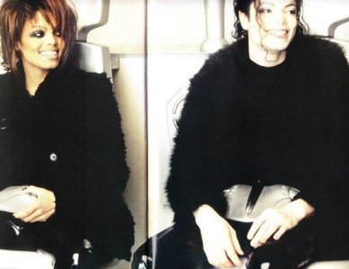 """Younger sister, Janet, patterned her dance choreography after his,"" as stated 由 Michael"