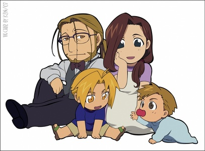 What anime are these chibis from?