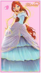 is bloom a princess?