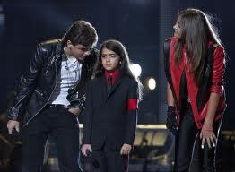 Michael's three children were in attendance at his memorial concert in Cardiff, Wales back in 2011