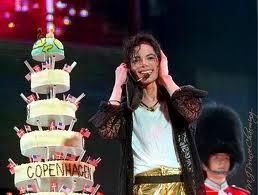 "Michael celebrated his ""39th"" birthday while on tour in Copenhagen, Denmark back in 1997"