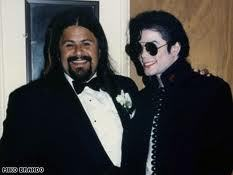 Michael served as best man at Mikos Brando's wedding
