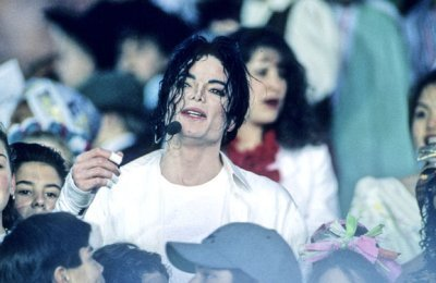 "Michael was the featured performer at the ""Superbowl"" Halftime mostra back in 1993"