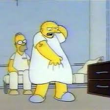 "Michael made a voiceover guest appearance in a 1991 episode of ""The Simpsons"", as a mental patient who claimed he was ""Michael Jackson"""
