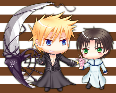 What chibi is this from?