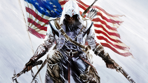 Who is the main character is Assassins Creed III?