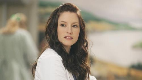 Lexie is sister Meredith?