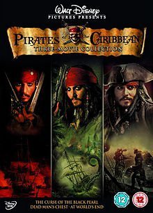 """in what POC part did captain Jack Sparrow ব্যক্ত this? """" the worLd's stiLL the same there's just, Less in it""""?"""