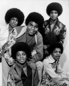 "As a member of the ""Jackson 5"", Michael was inducted into the Rock and Roll Hall Of Fame back in 1997"