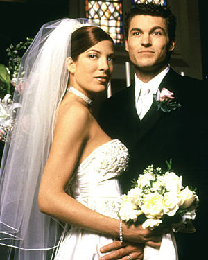 Why did David and Donna break-up?